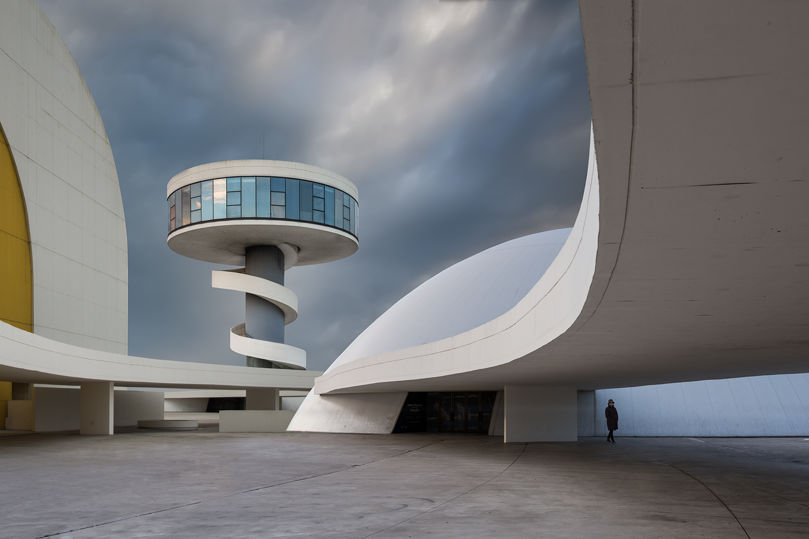 Architectural curves
