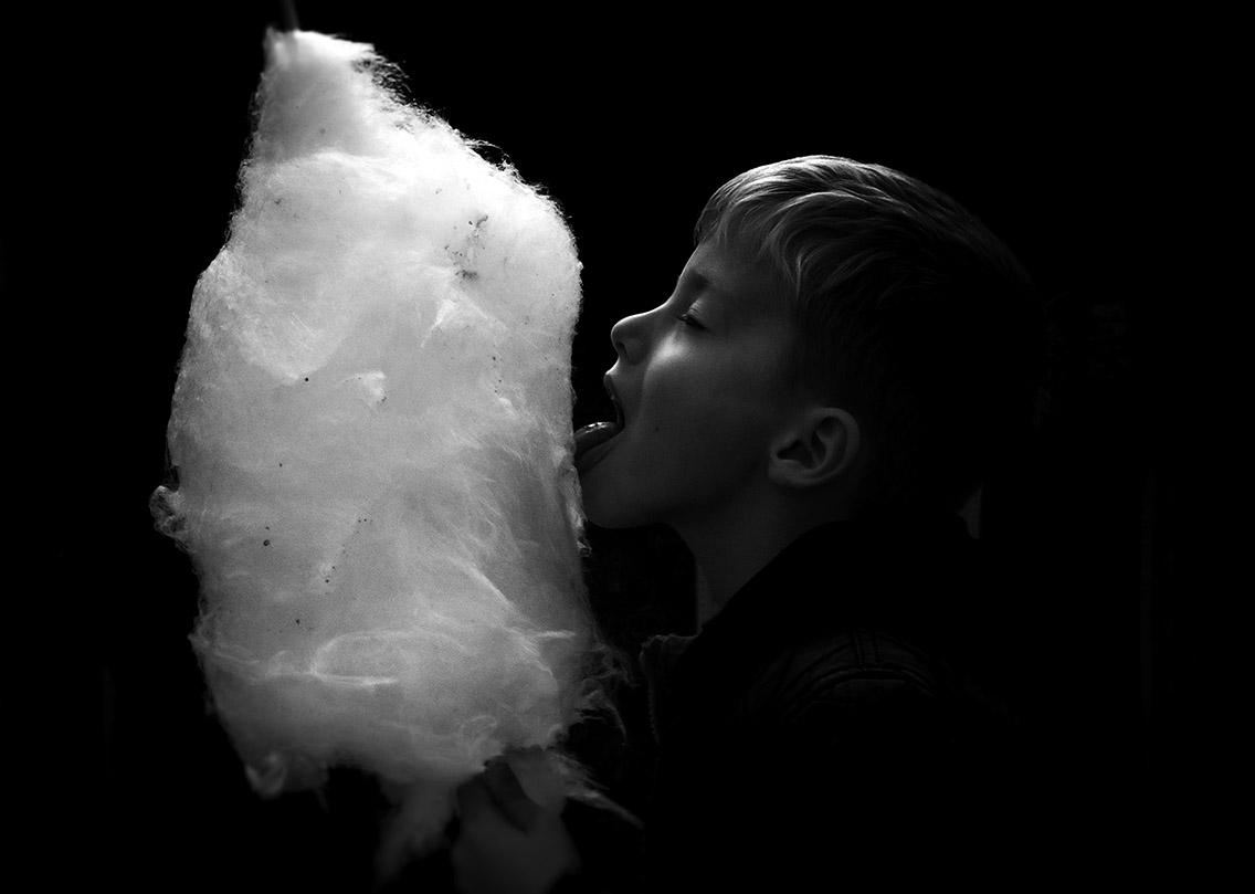 Dulce de algodón