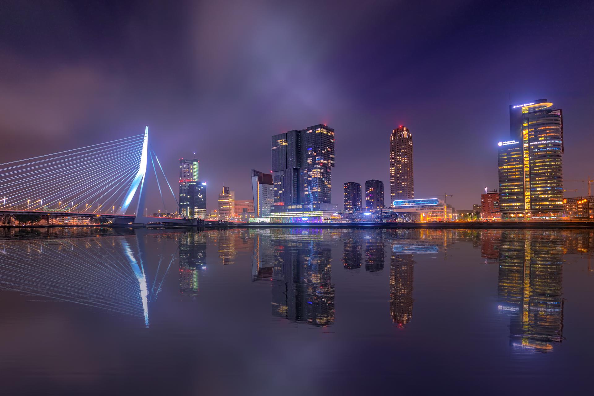 Rotterdam Reflection