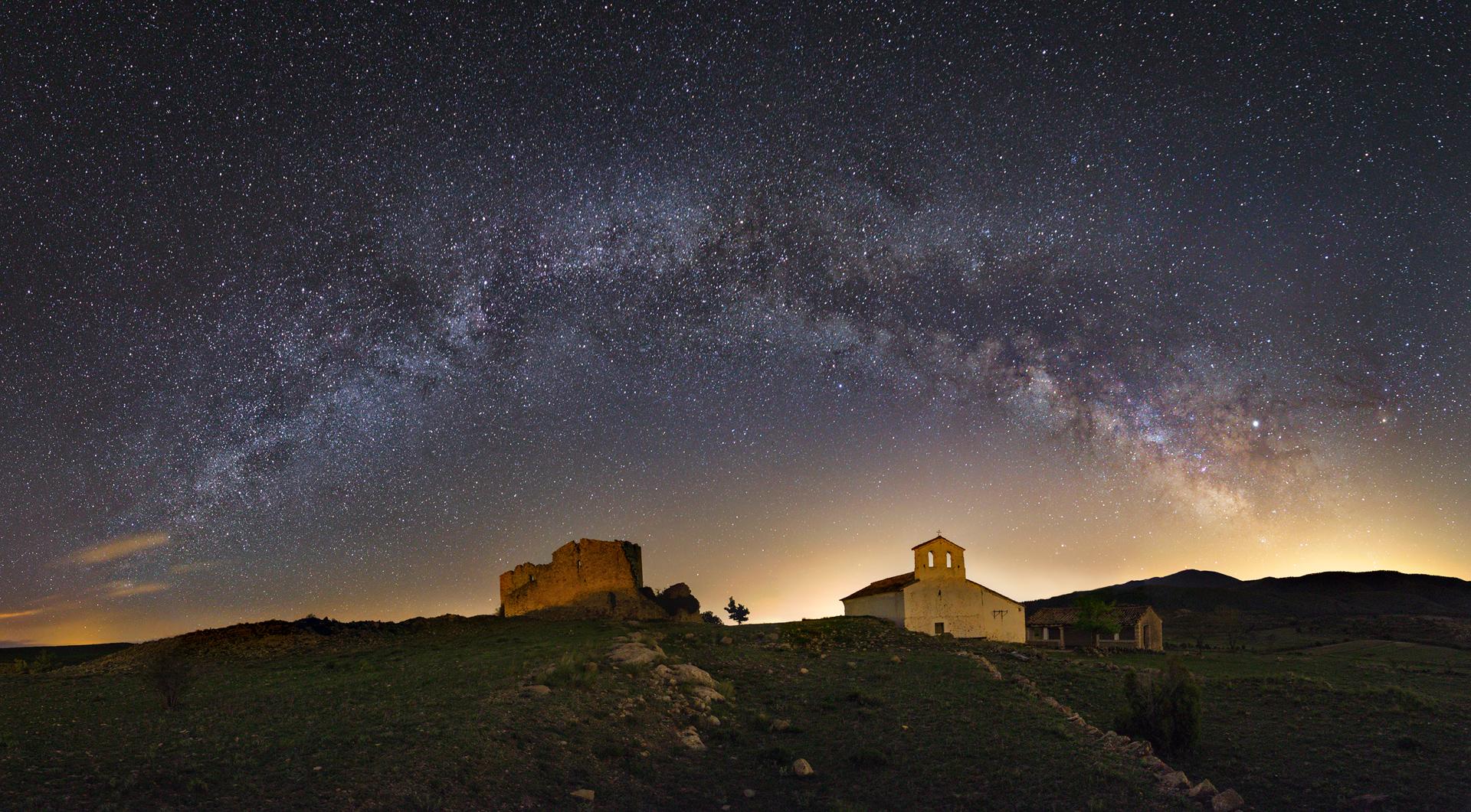 La ermita de las estrellas