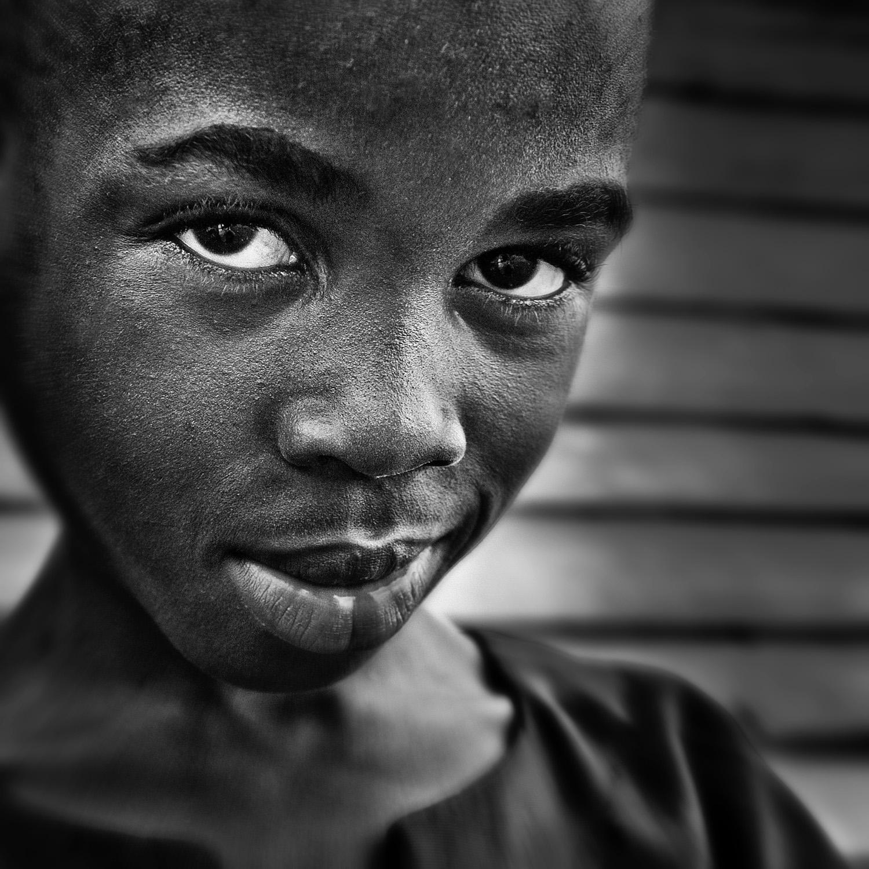 Infancia en Guinea Ecuatorial