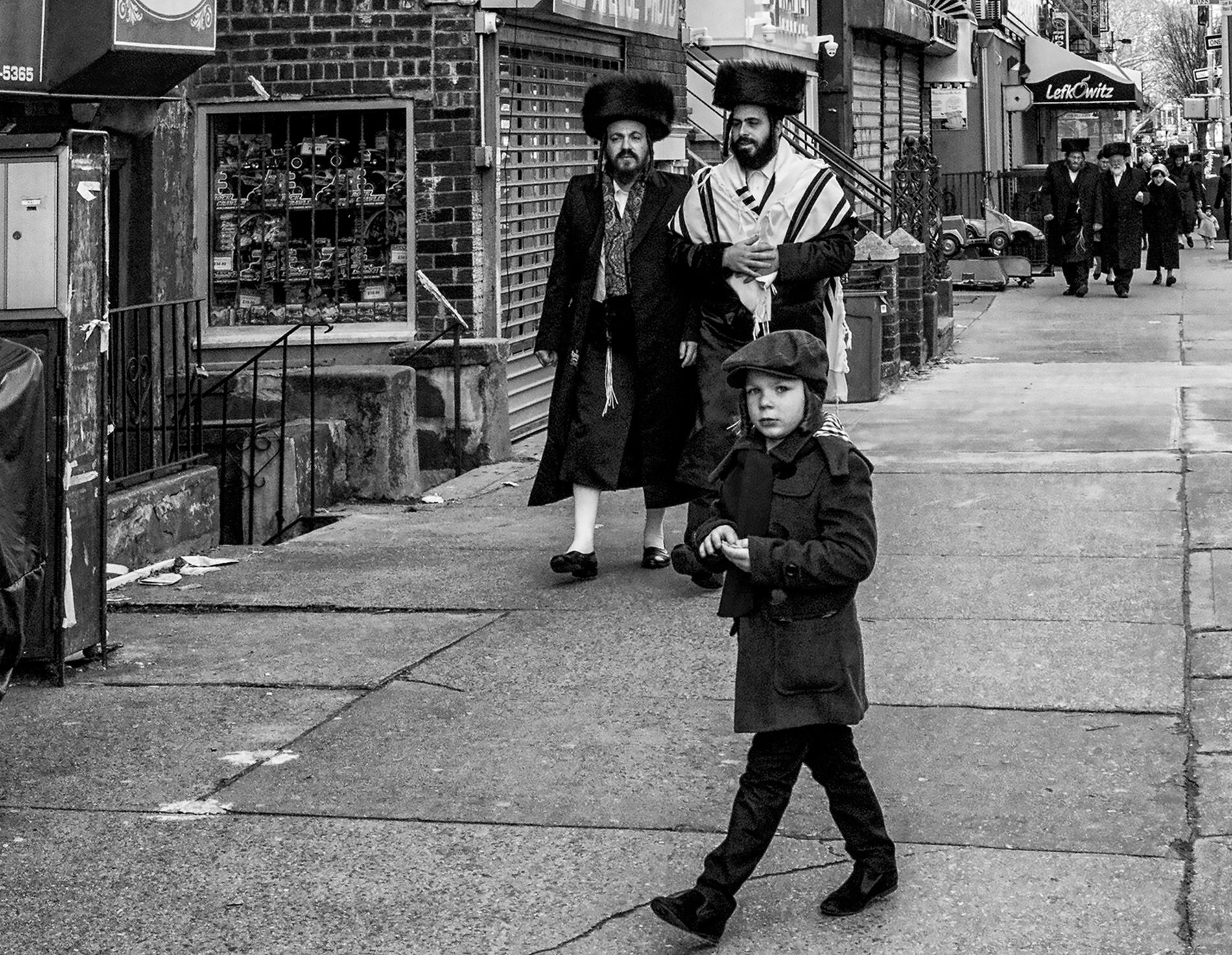 Ortodoxos en el Sabath