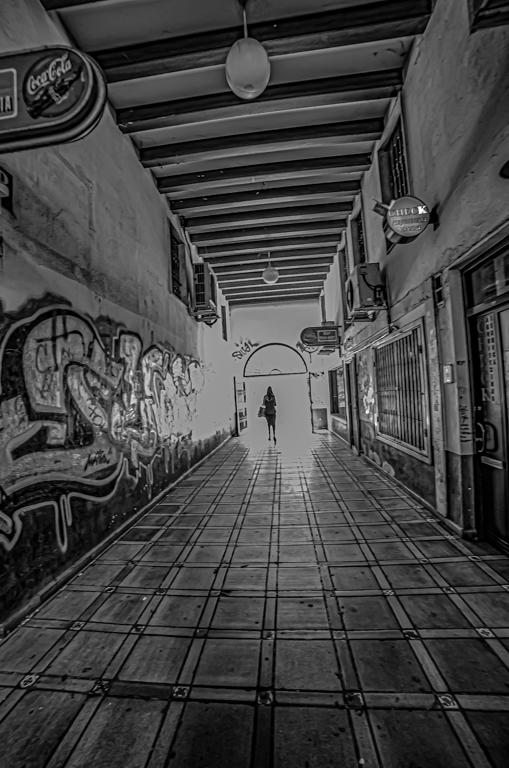 Pasaje de los Alarcon  Valladolid